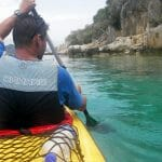 Sea Kayaking at Kekova