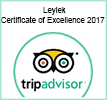 Leylek certificate of excellence