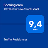 Traveller review award 2021