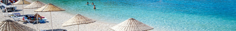 beach banner