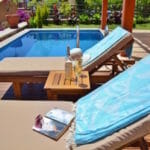 Villa Acacia - Sunbathe around the pool