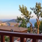 Villa Acacia View from Bedroom