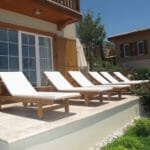 Villa Yelrah - sunbeds